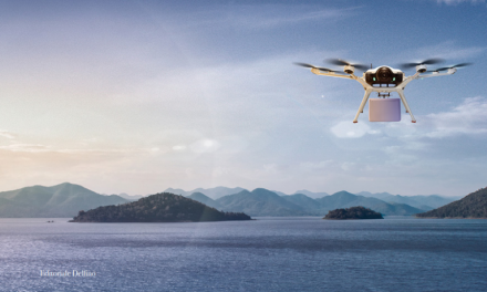 Le Prime Celle a Combustibile a Idrogeno in Commercio ad alimentare Droni utilizzati in Missioni Umanitarie