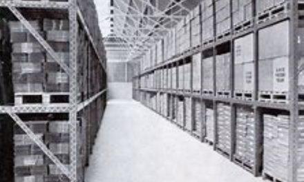 Sistemi di stoccaggio a larga scala